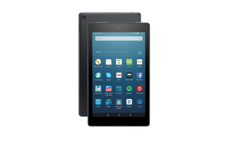 Fire HD 8 Tablet with Alexa (Previous Generation - 6th)