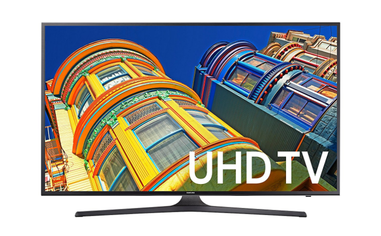 Samsung 4K Ultra HD Smart LED TV (2016)