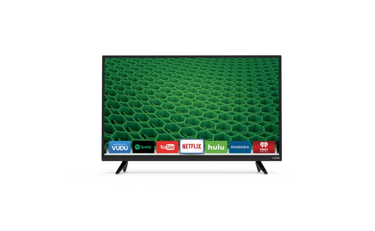 VIZIO 1080p Smart LED TV D32X-D1 (2016)
