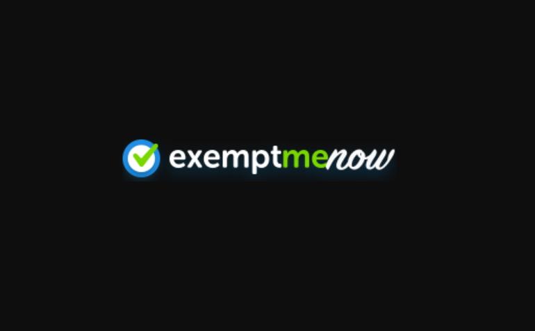 ExemptMeNow