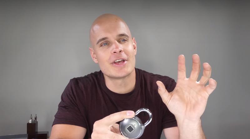 Unbreakable Smart Lock Devastated to Discover Screwdrivers Exist