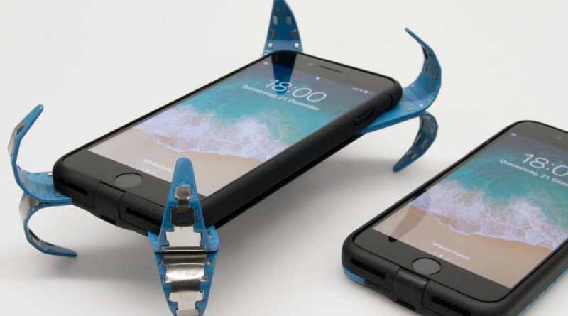 This Clever Case Pops Open to Protect Your Phone When You Drop It