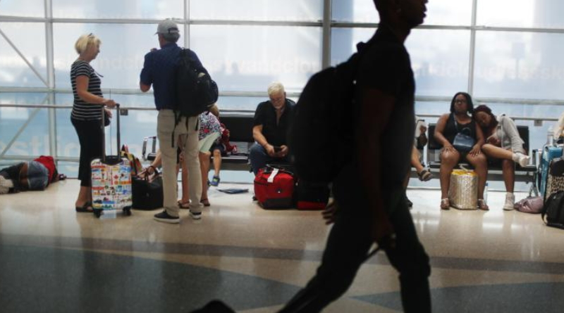 TSA Is Tracking Regular Travelers Like Terrorists in Secret Surveillance Program