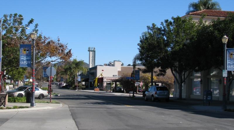 vista, california