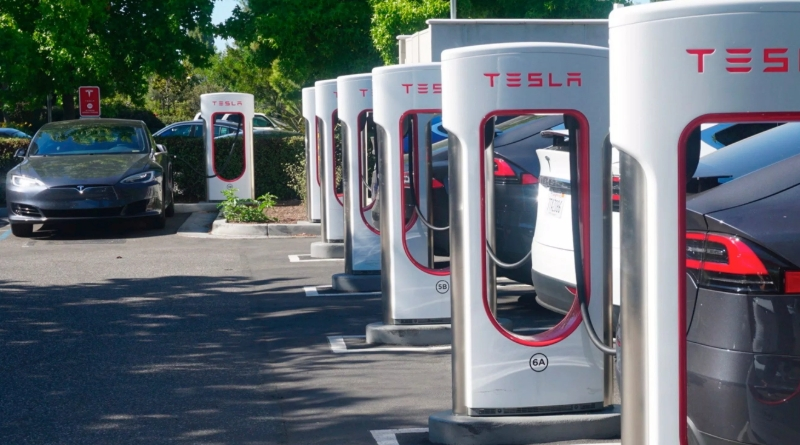 Tesla Launches New Supercharger With 1,000 Mph Charging, Better Efficiency, and More