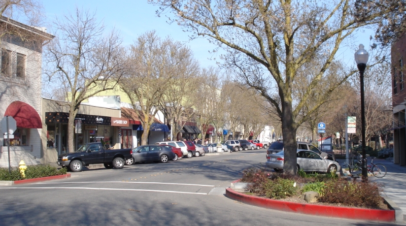 davis, california
