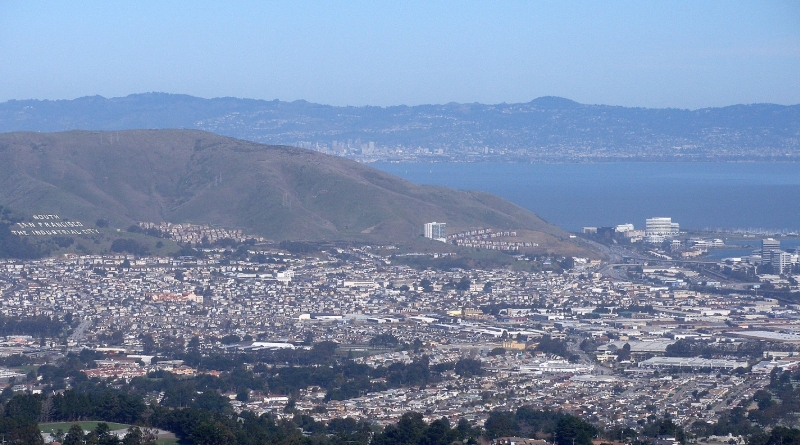 south san francisco, california