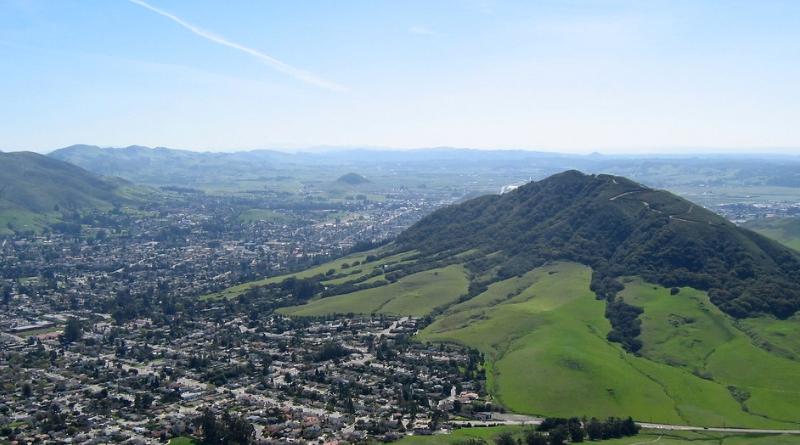 San Luis Obispo city, California