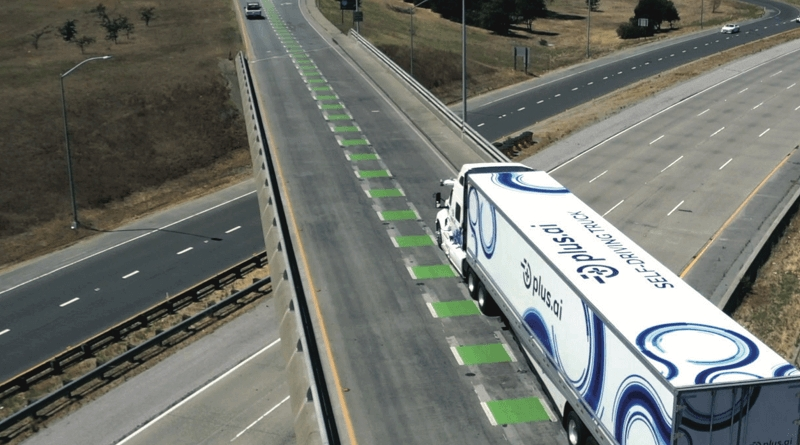 A Self-Driving Truck Delivered Butter From California to Pennsylvania in Three Days