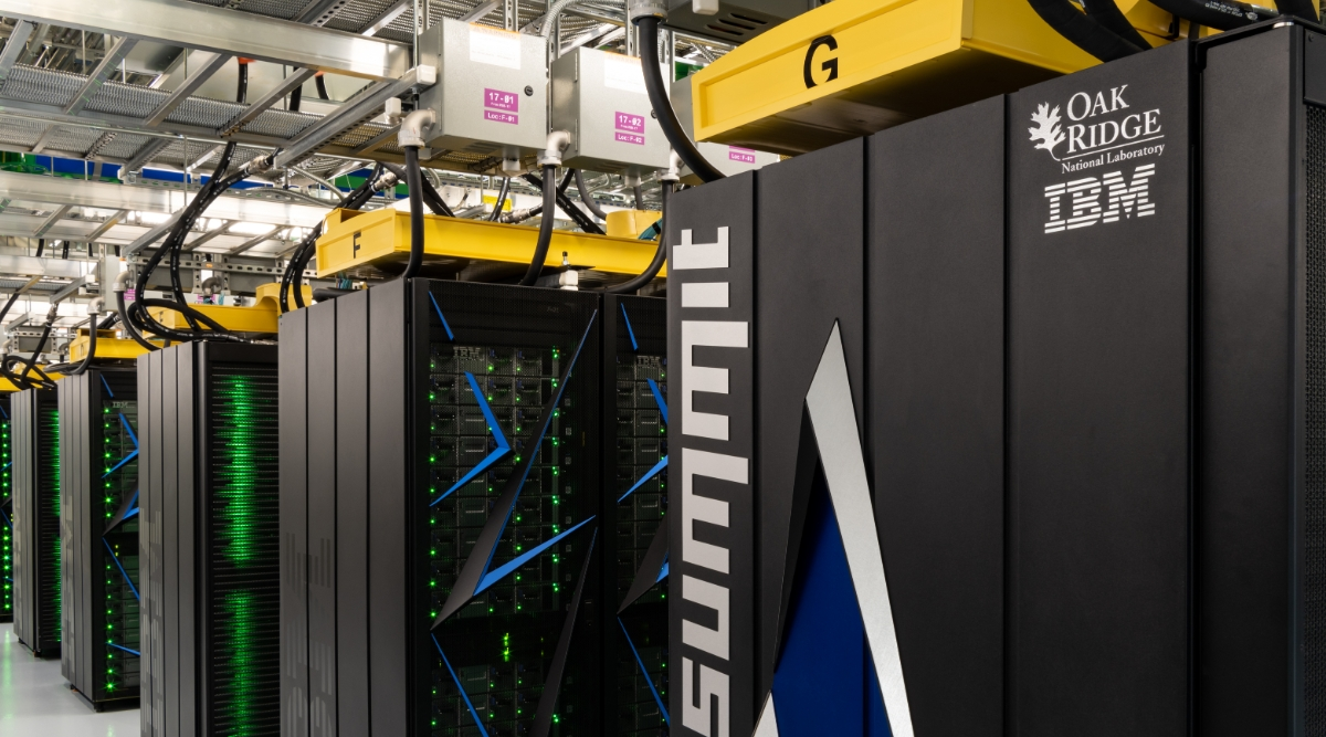 The World's Fastest Supercomputer Identified Chemicals That Could Stop Coronavirus From Spreading