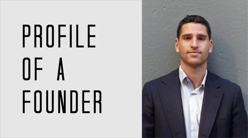 Profile of a Founder - Alon Yamin of Copyleaks