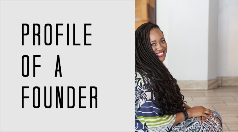 Profile of a Founder - Ashlee Ammons of Mixtroz