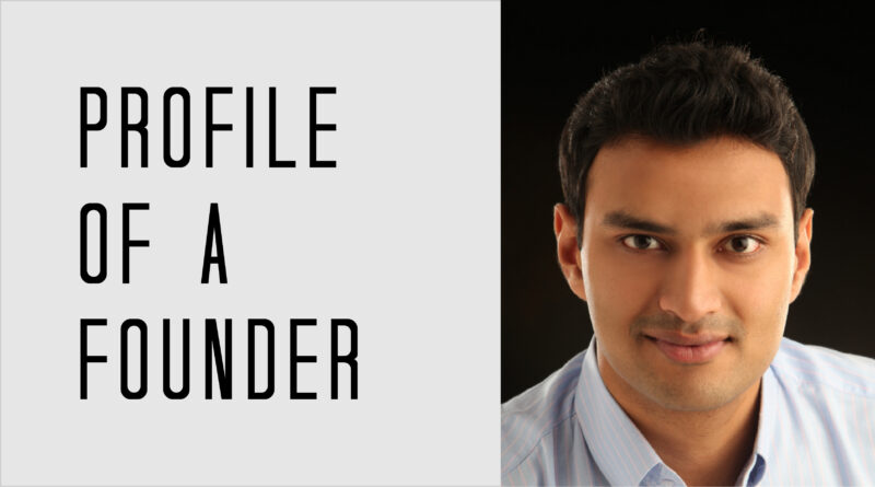 Profile of a Founder - Dhruvil Sanghvi of LogiNext