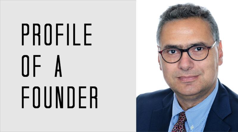 Profile of a Founder - Marc Feghali of Attivo Networks