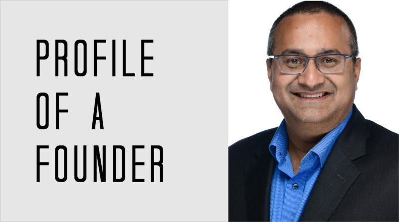 Profile of a Founder - Rakesh Nagarajan of PierianDx