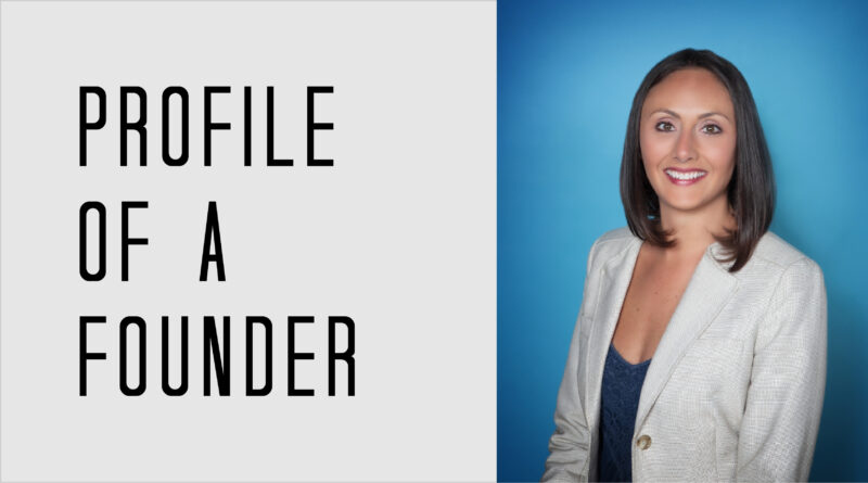 Profile of a Founder - Shannon Malkin Daniels of encaptiv