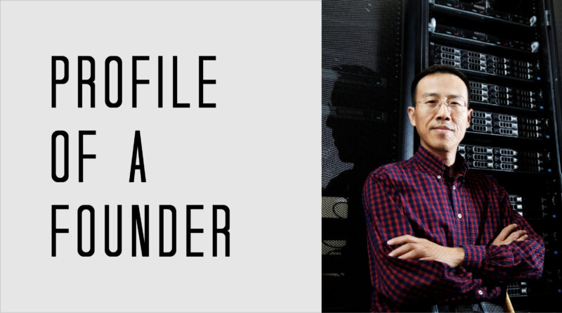 Profile of a Founder - Tao Huo of BaishanCloud