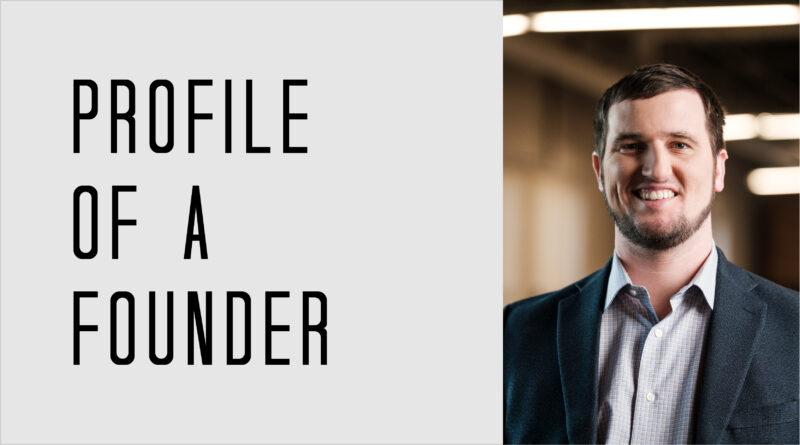 Profile of a Founder - Tom Brady of SkySpecs