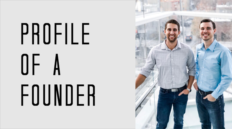 Profile of a Founder - Wes Schroll and Tyler Kennedy of Fetch