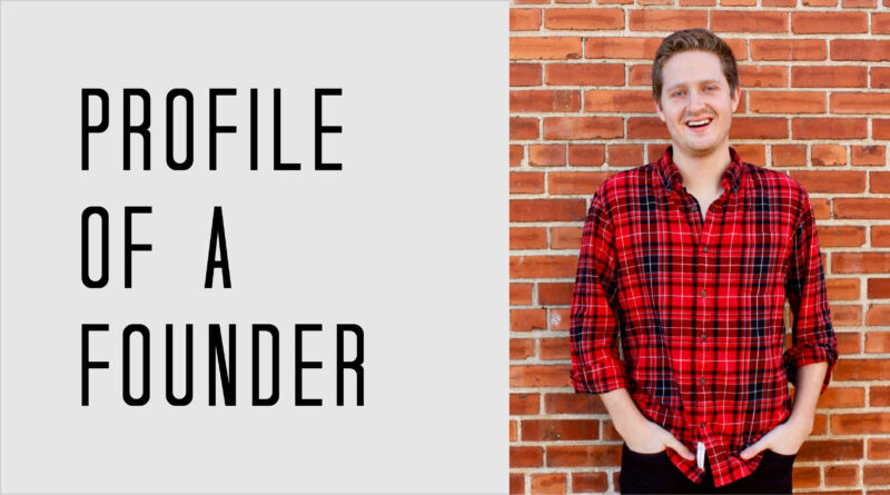 Profile of a Founder - Ben Jackson of Bungii