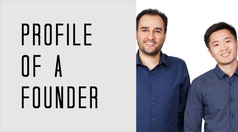 Profile of a Founder - Saleh Masoodian and Jiaju Ma of Gigajot Technology