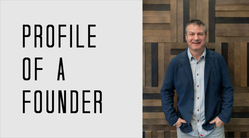 Profile of a Founder - Tony Paine of HighByte