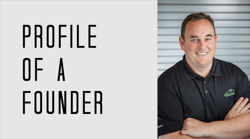 Profile of a Founder - Keith Coker of Green Cloud Technologies