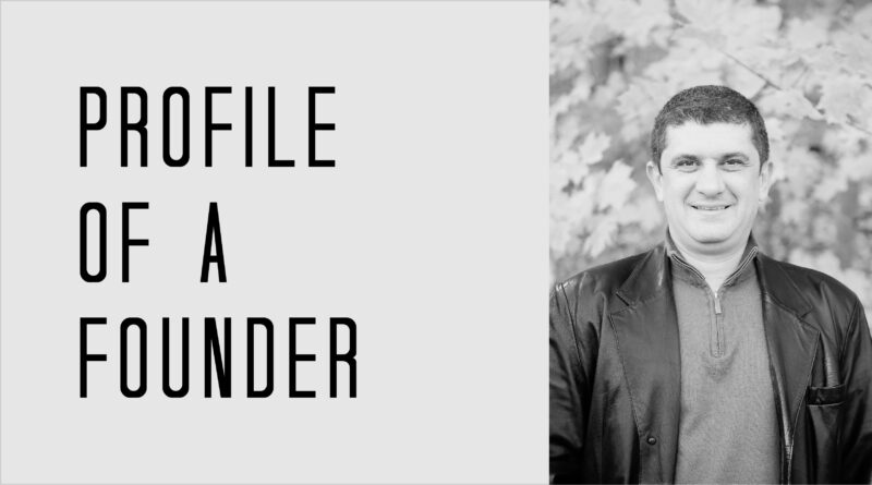Profile of a Founder - Michael Kansky of HelpSquad