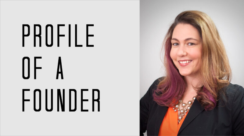 Profile of a Founder - Allie Magyar of Hubb