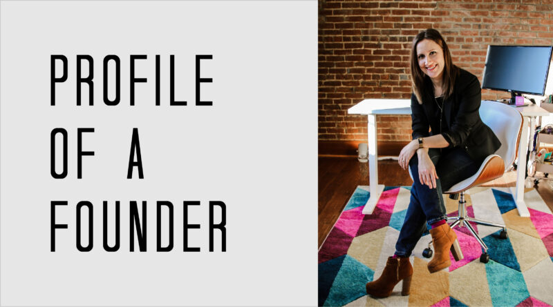 Profile of a Founder - Annette Miller of Enriched Couples