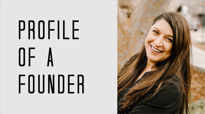 Profile of a Founder - Elizabeth Dodson of HomeZada