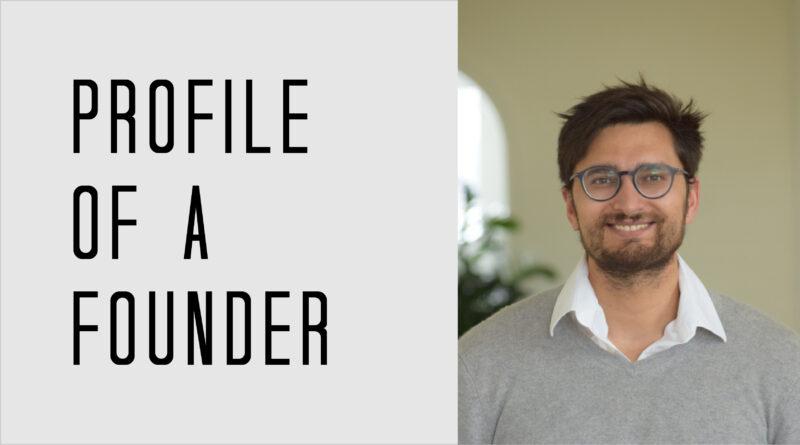 Profile of a Founder - Zak Niazi of Circle Optics