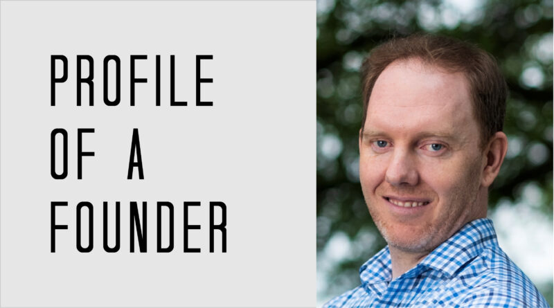 Profile of a Founder - Cole Crawford of Vapor IO