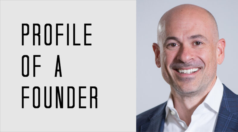 Profile of a Founder - Aaron Zeper of SERVD