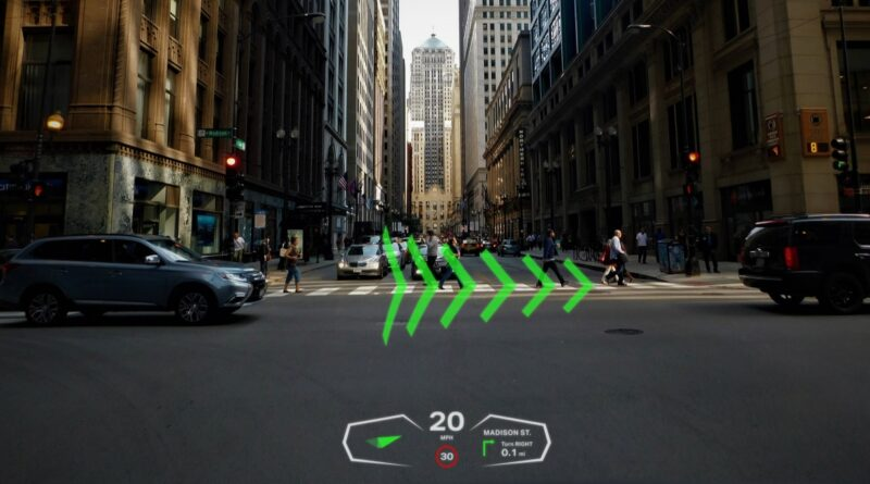 Augmented Reality Is Headed to Your Windshield