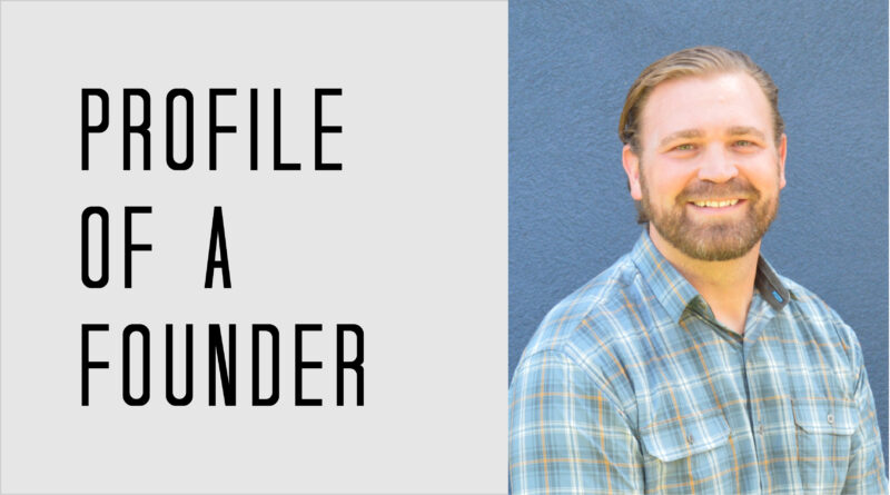 Profile of a Founder - Adam Kiefer of Talage