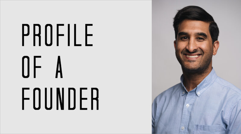 Profile of a Founder - Atif Siddiqi of Branch