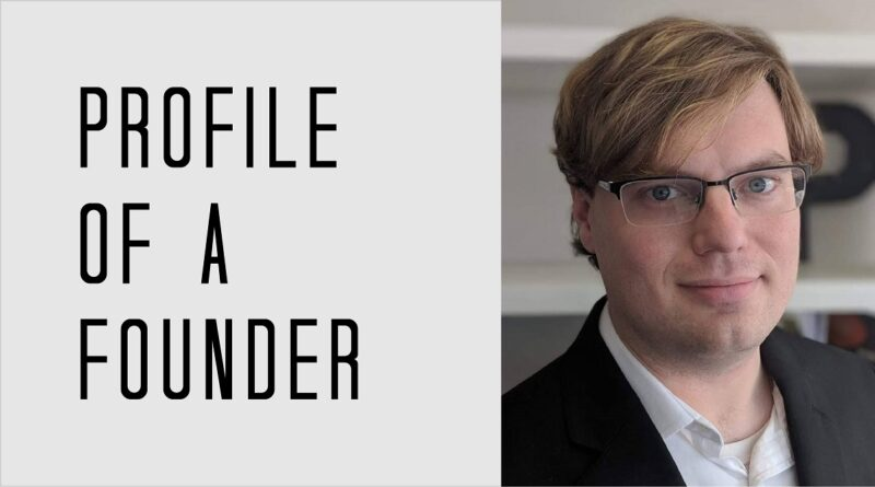 Profile of a Founder - Paul Powers of Physna V2