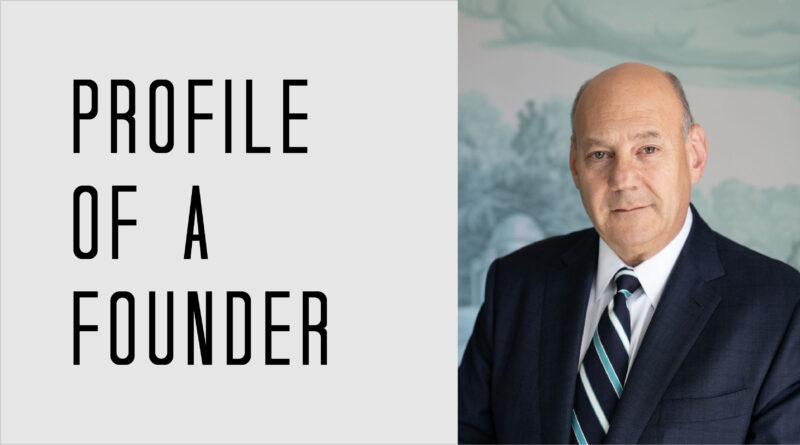 Profile of a Founder - Stephen Shefsky of tilr