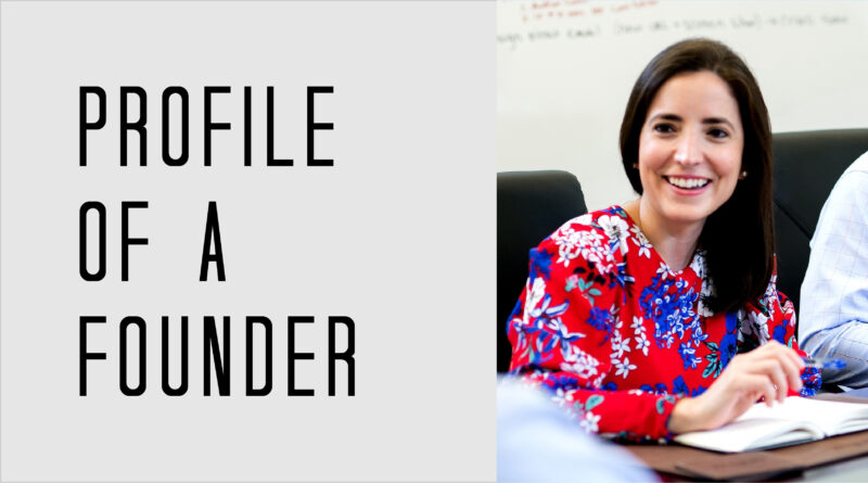 Profile of a Founder - Alejandra Zertuche of Enflux