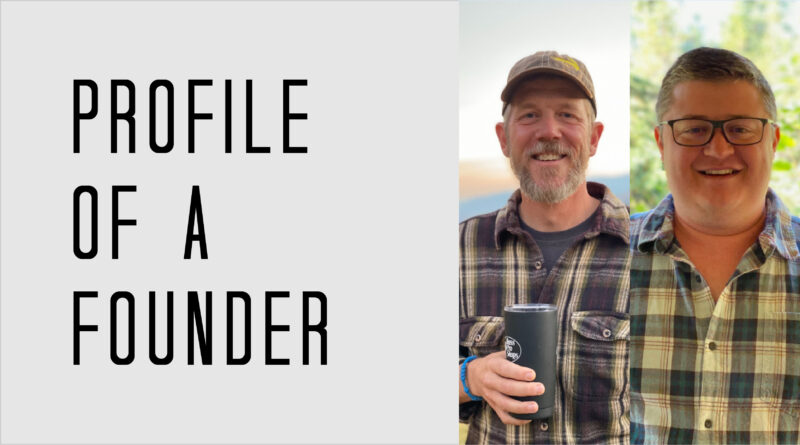 Profile of a Founder - Brian Denker and Dillon Woods of Tackle