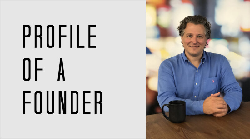 Profile of a Founder - Brian F. Kathman of Signal Vine