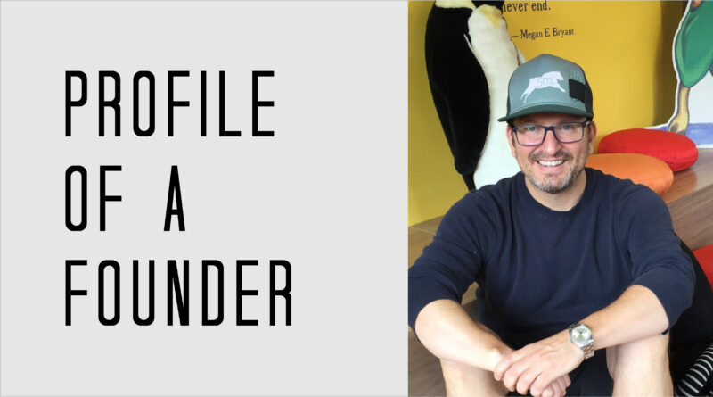 Profile of a Founder - Dan Antonelli of ImaginationSpring