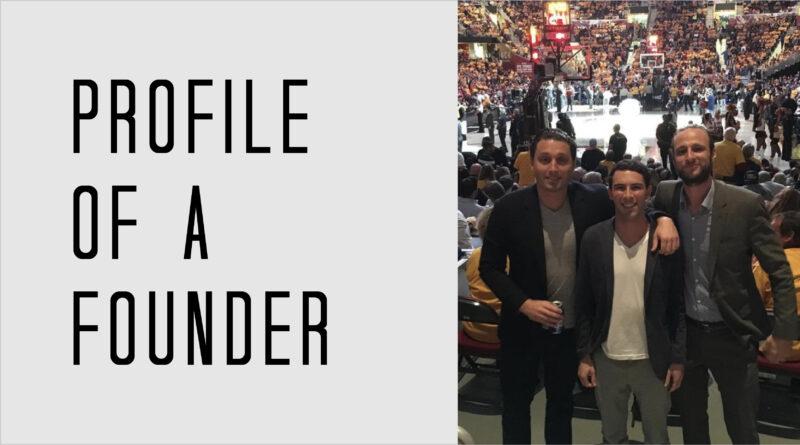 Profile of a Founder - Jacob Myers, Matt Buder Shapiro, Nate Spoden of MedPilot-01