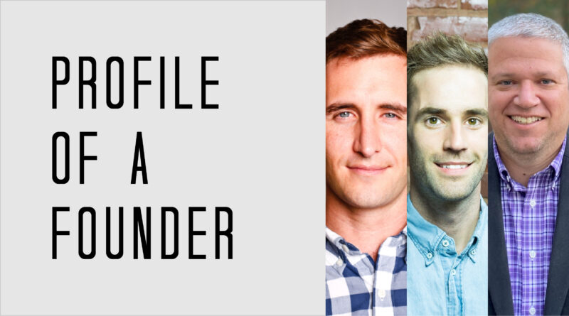 Profile of a Founder - Jason Young, Michael Brook, Jr, Jonathan Yagel of Peak Money
