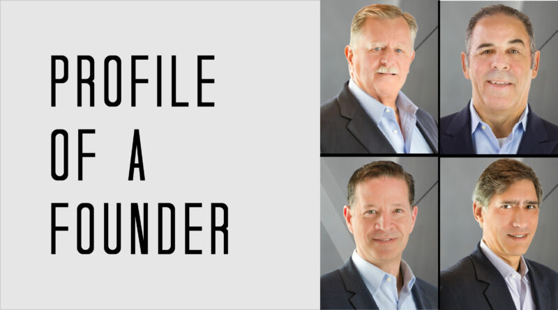 Profile of a Founder - Keith Olsen and Ali Marashi and George Pollock, Jr. and Ernest Sampera