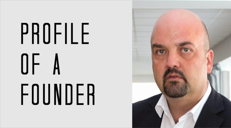 Profile of a Founder - Lefteris Papageorgiou of Entranet