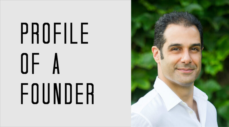 Profile of a Founder - Nader Elm of Exyn Technologies