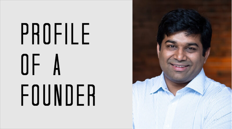 Profile of a Founder - Tushar Garg of Flyhomes