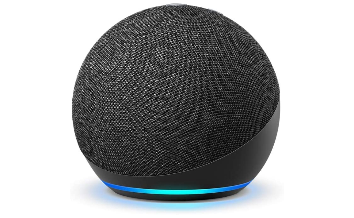 Echo Dot (4th Gen, 2020 release) Smart Speaker with Alexa